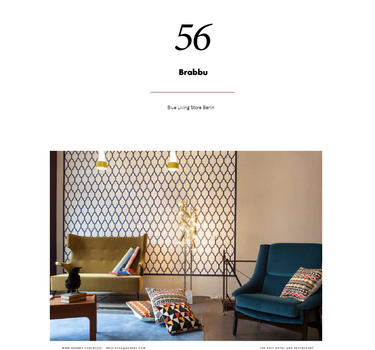 Ebook best hotel and restaurant brabbu contract