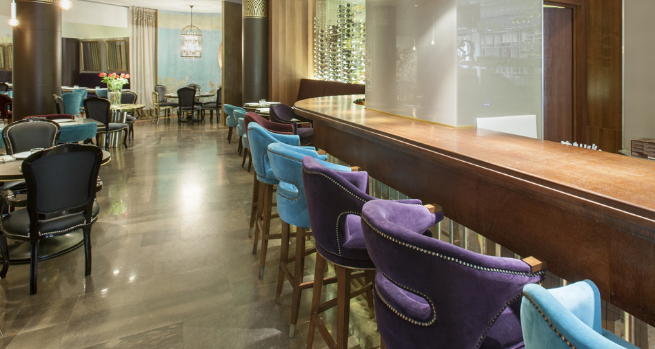 Cococo Restaurant By Home Collection St Petersburg