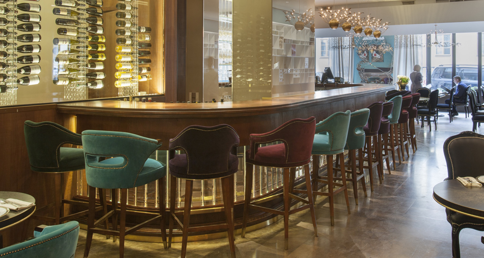 Cococo Restaurant By Home Collection St. Petersburg Cococo Restaurant By  Home Collection St. Petersburg | BRABBU CONTRACT